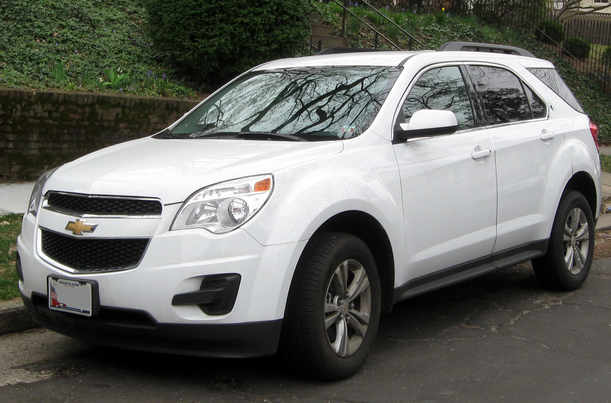 Pictures of chevrolet equinox #4