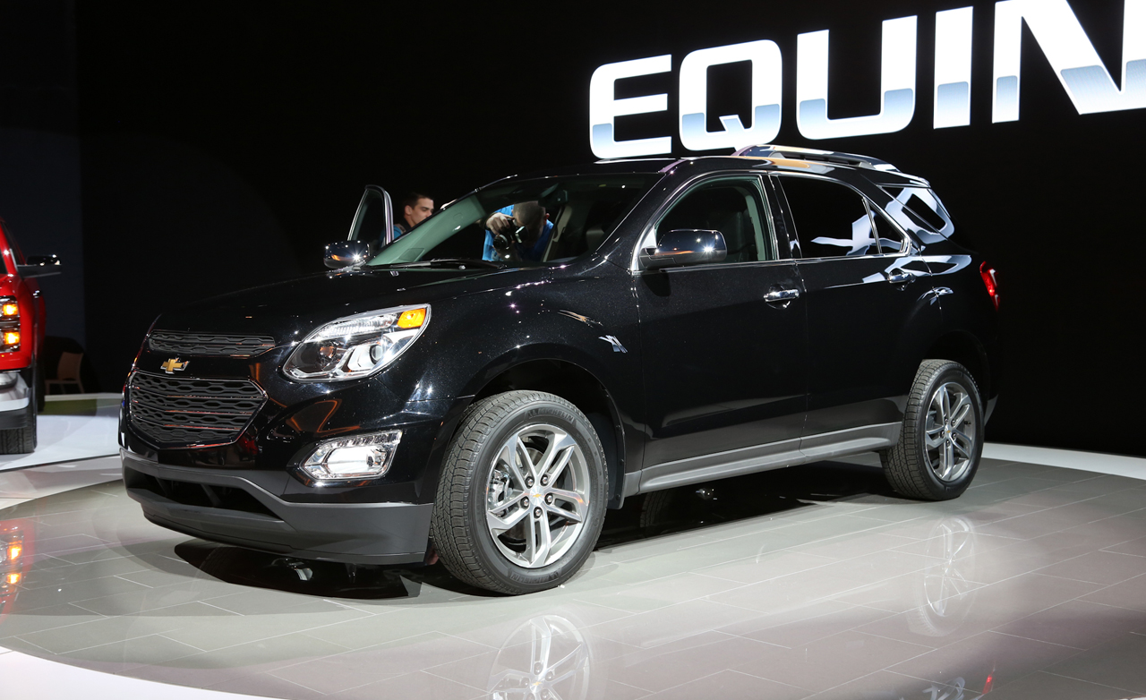 Pictures of chevrolet equinox #12