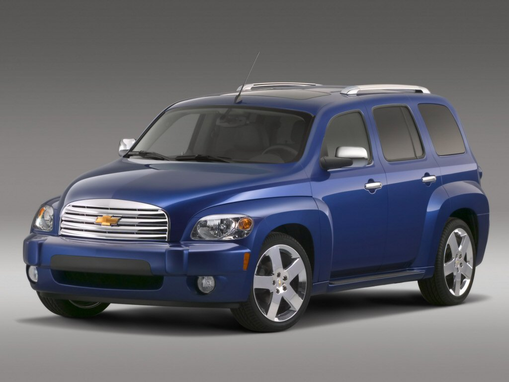 Pictures of chevrolet hhr #6