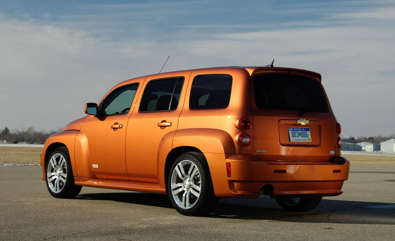 Pictures of chevrolet hhr #14