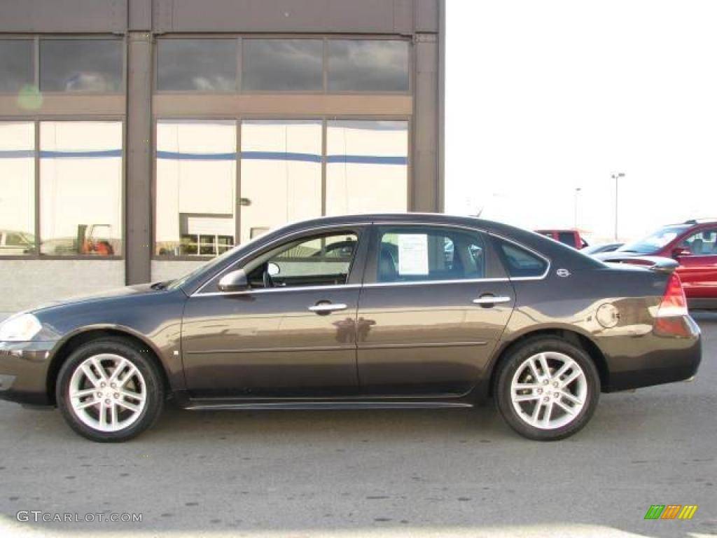 Pictures of chevrolet impala 2009
