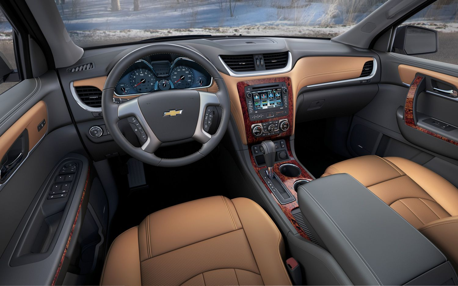 Pictures of chevrolet impala 2013