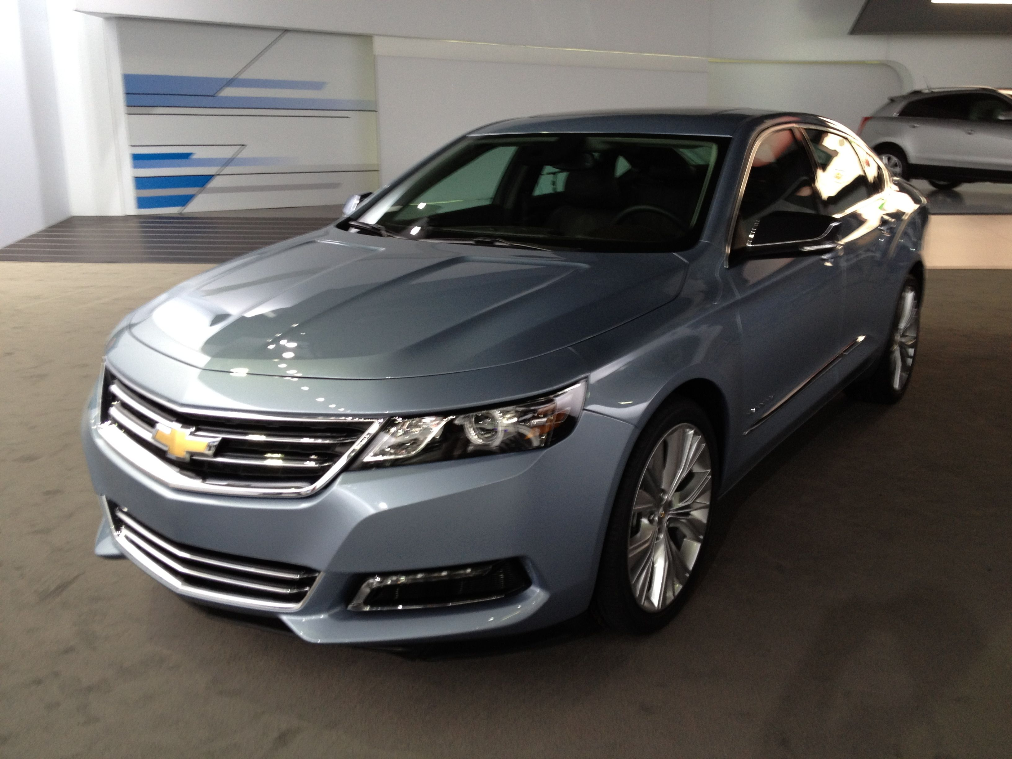 Pictures of chevrolet impala 2015