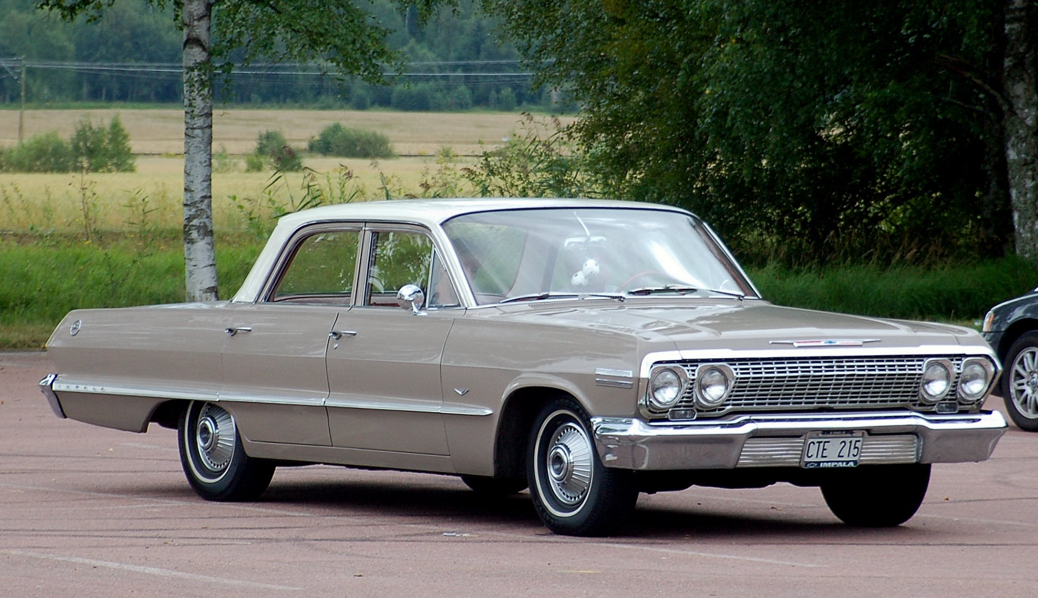 Pictures of chevrolet impala