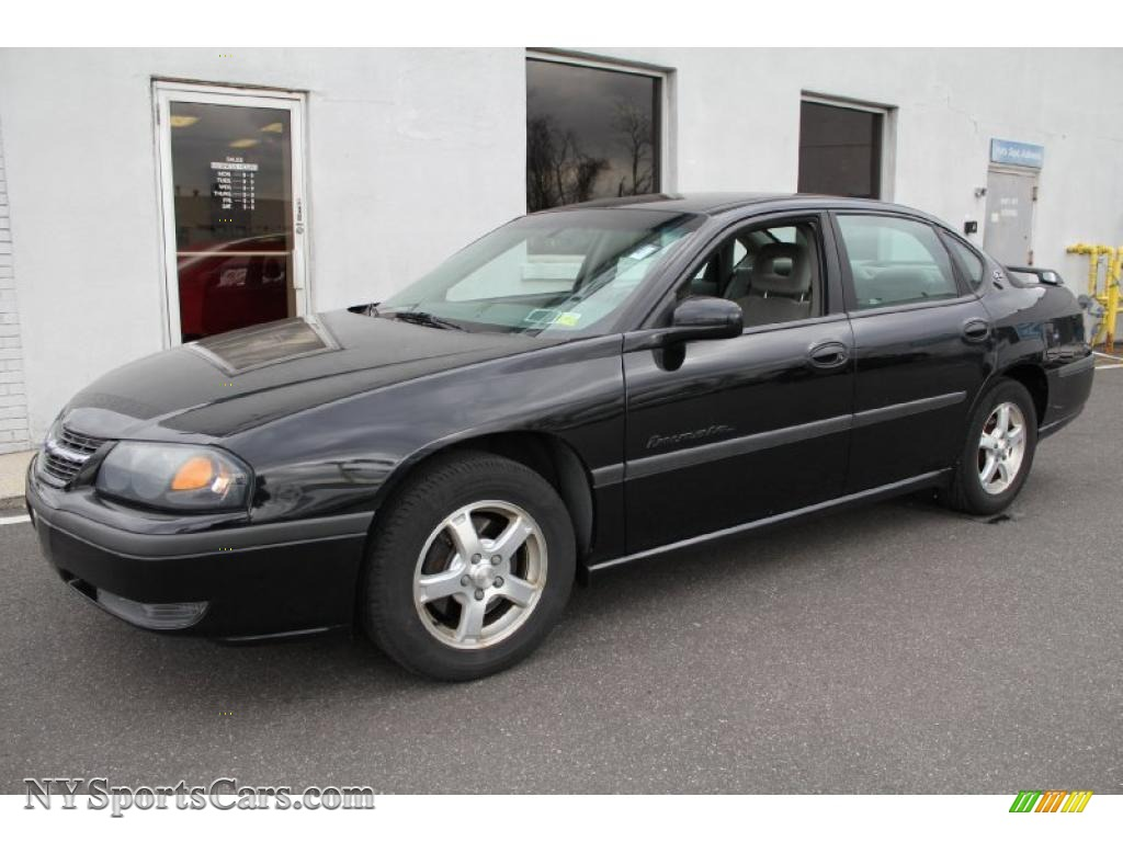 Pictures of chevrolet impala (w) 2003