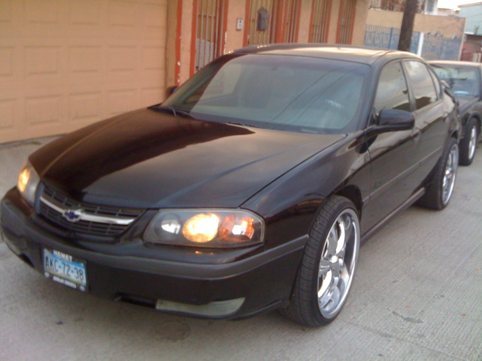 Pictures of chevrolet impala (w) 2004