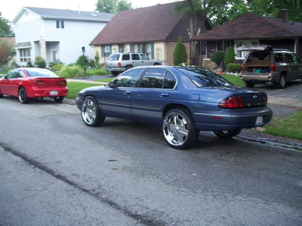 Pictures of chevrolet lumina 1996 #4