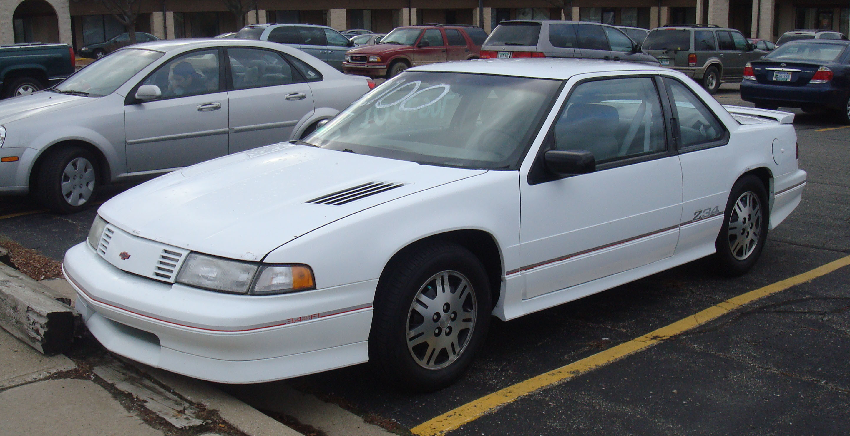 Pictures of chevrolet lumina 1996 #12