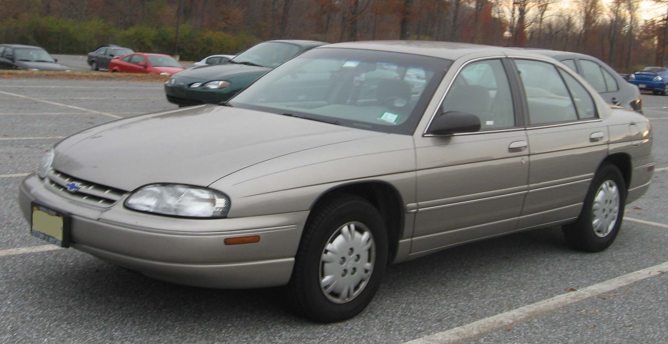 Pictures of chevrolet lumina #3