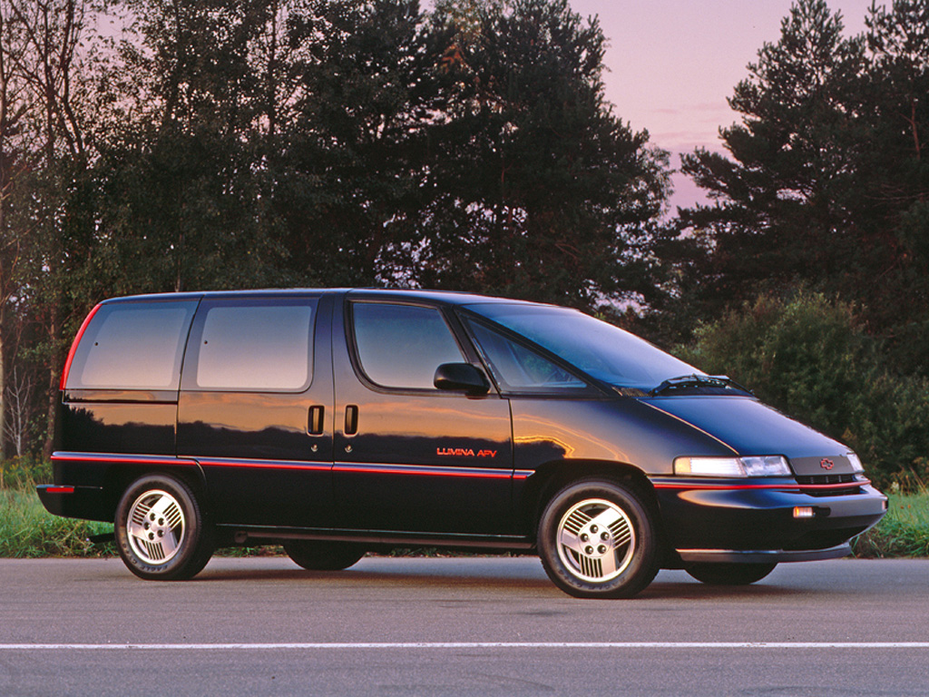 1991 Chevrolet Lumina apv – pictures, information and specs - Auto ...