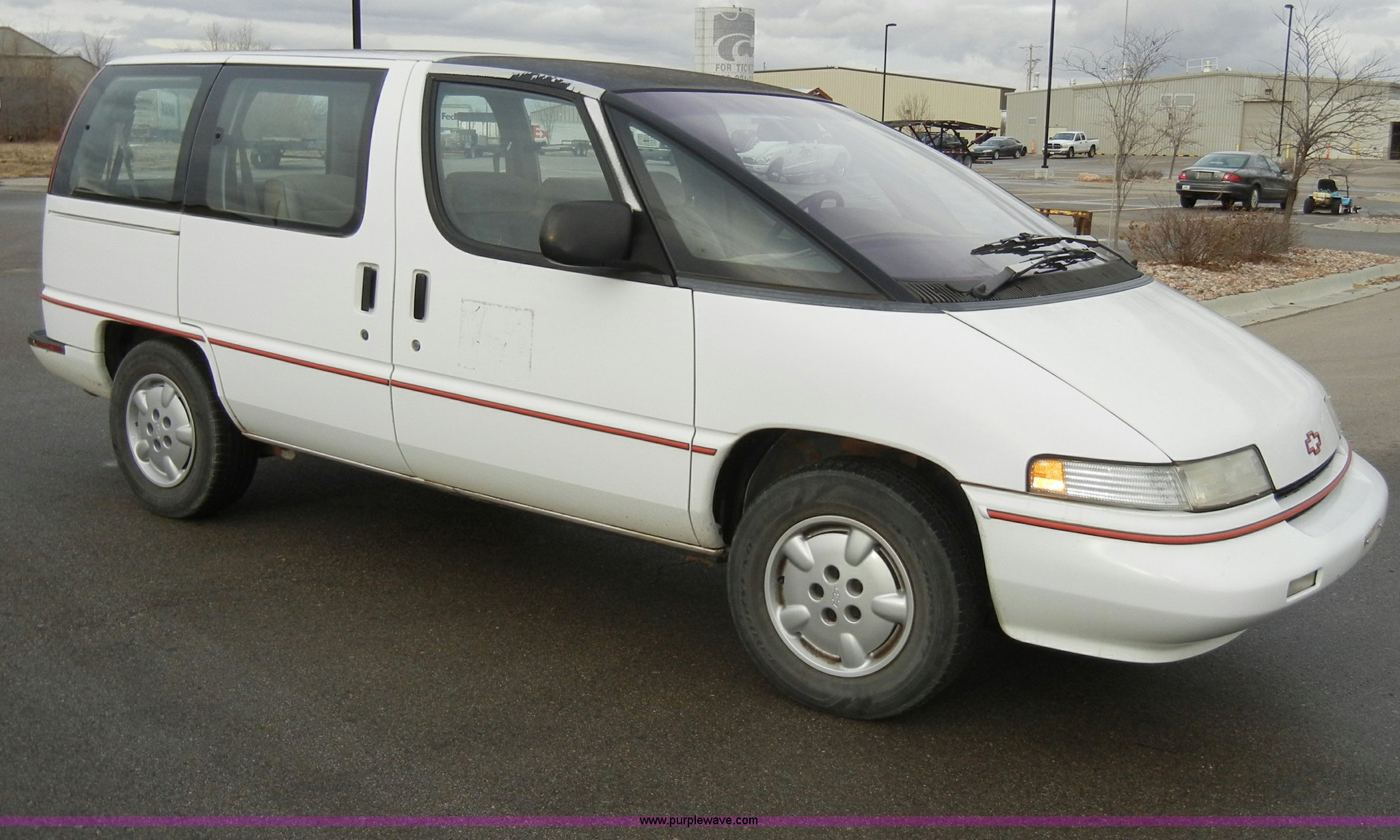 Pictures of chevrolet lumina apv 1993 #1