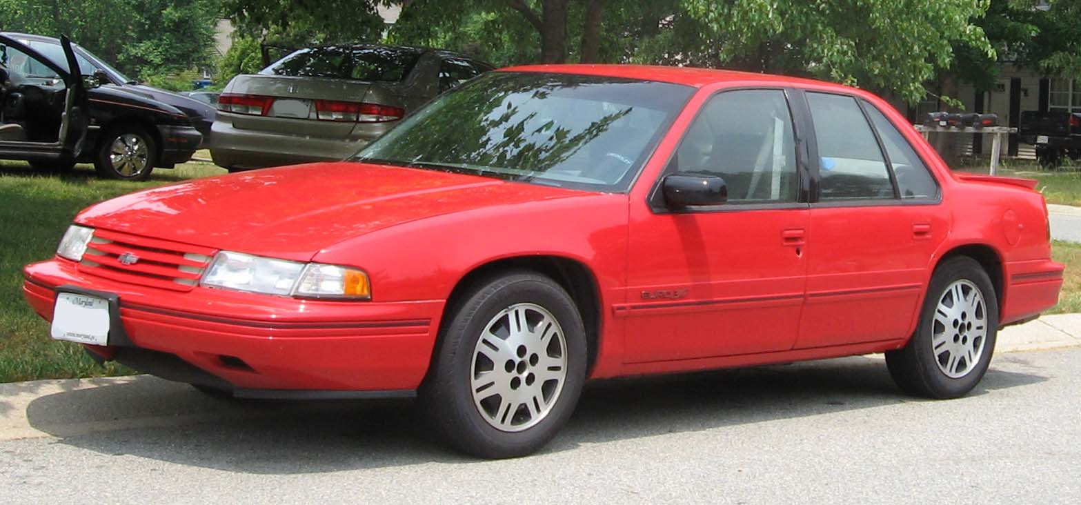 Pictures of chevrolet lumina apv 1993 #9
