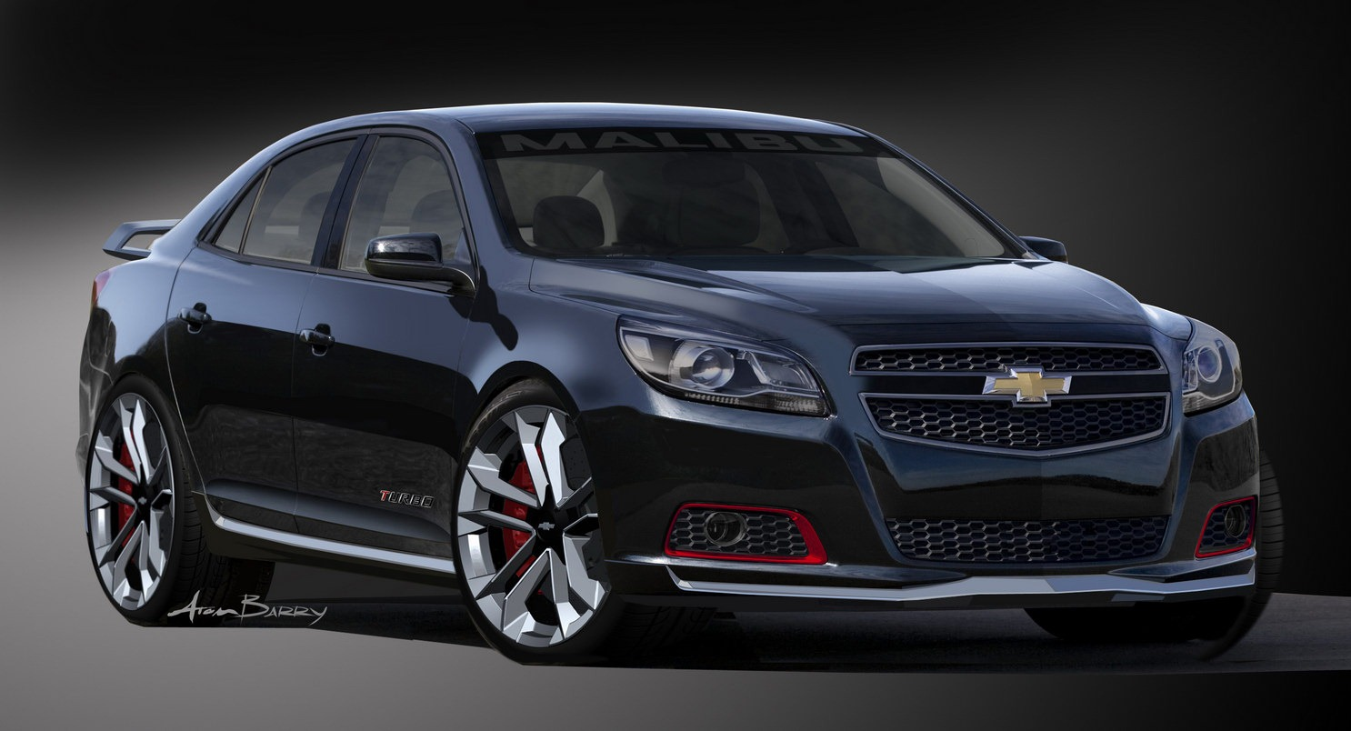 Pictures of chevrolet malibu #4