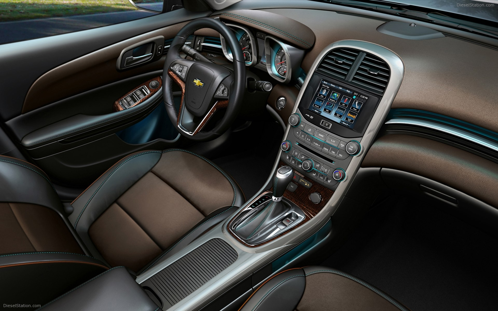 Pictures of chevrolet malibu #12