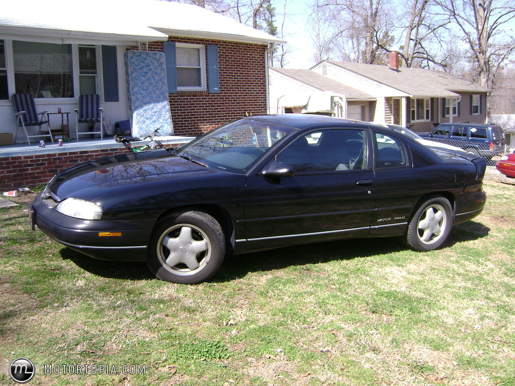Pictures of chevrolet monte carlo 1997
