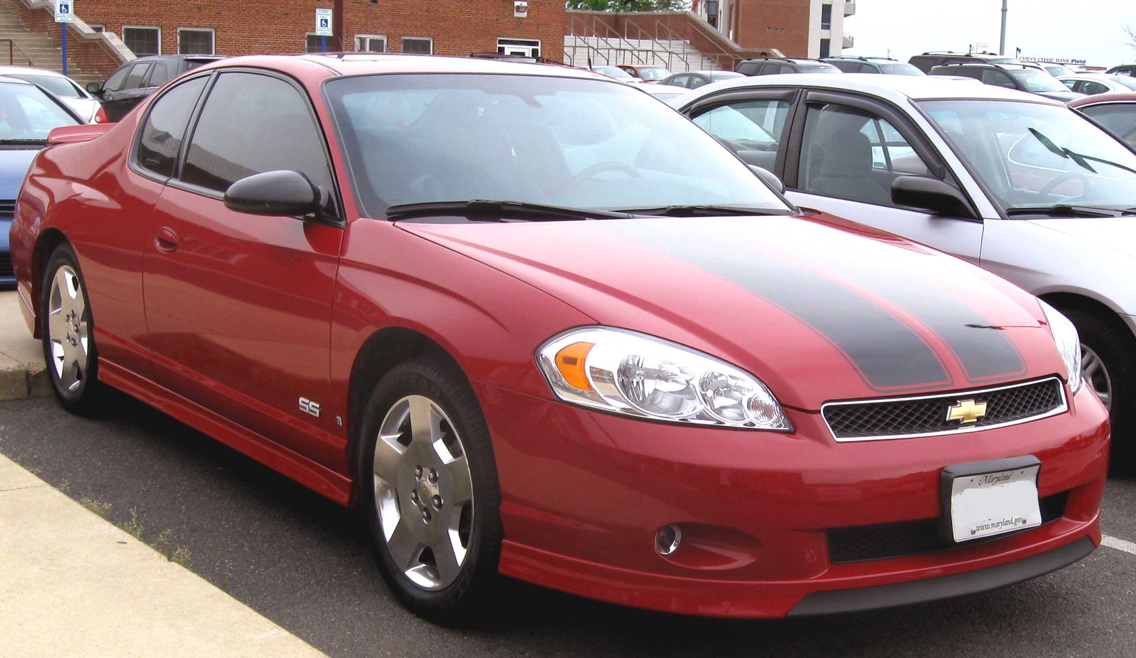 Pictures of chevrolet monte carlo (w) 2006