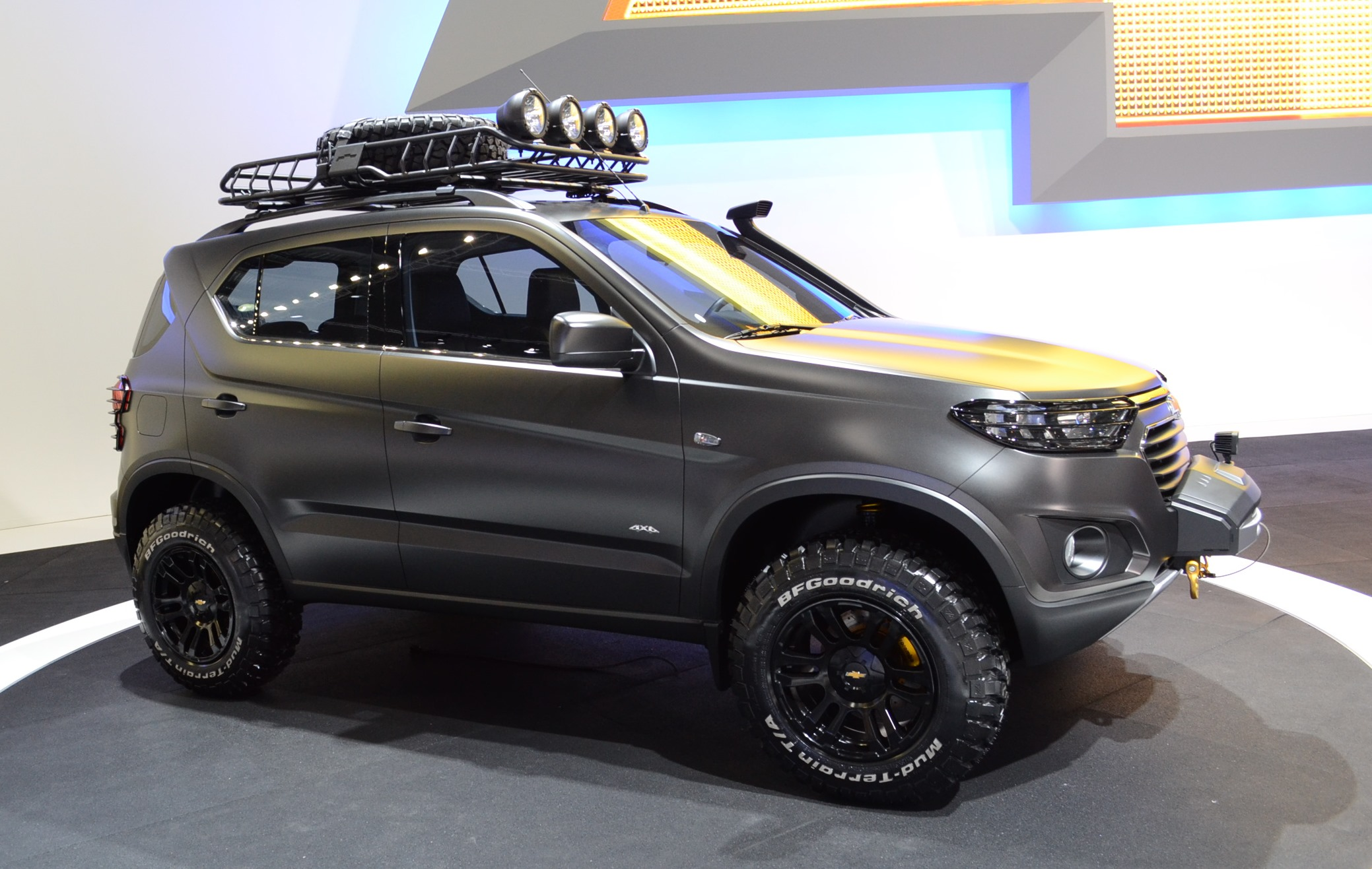 Pictures of chevrolet niva #10