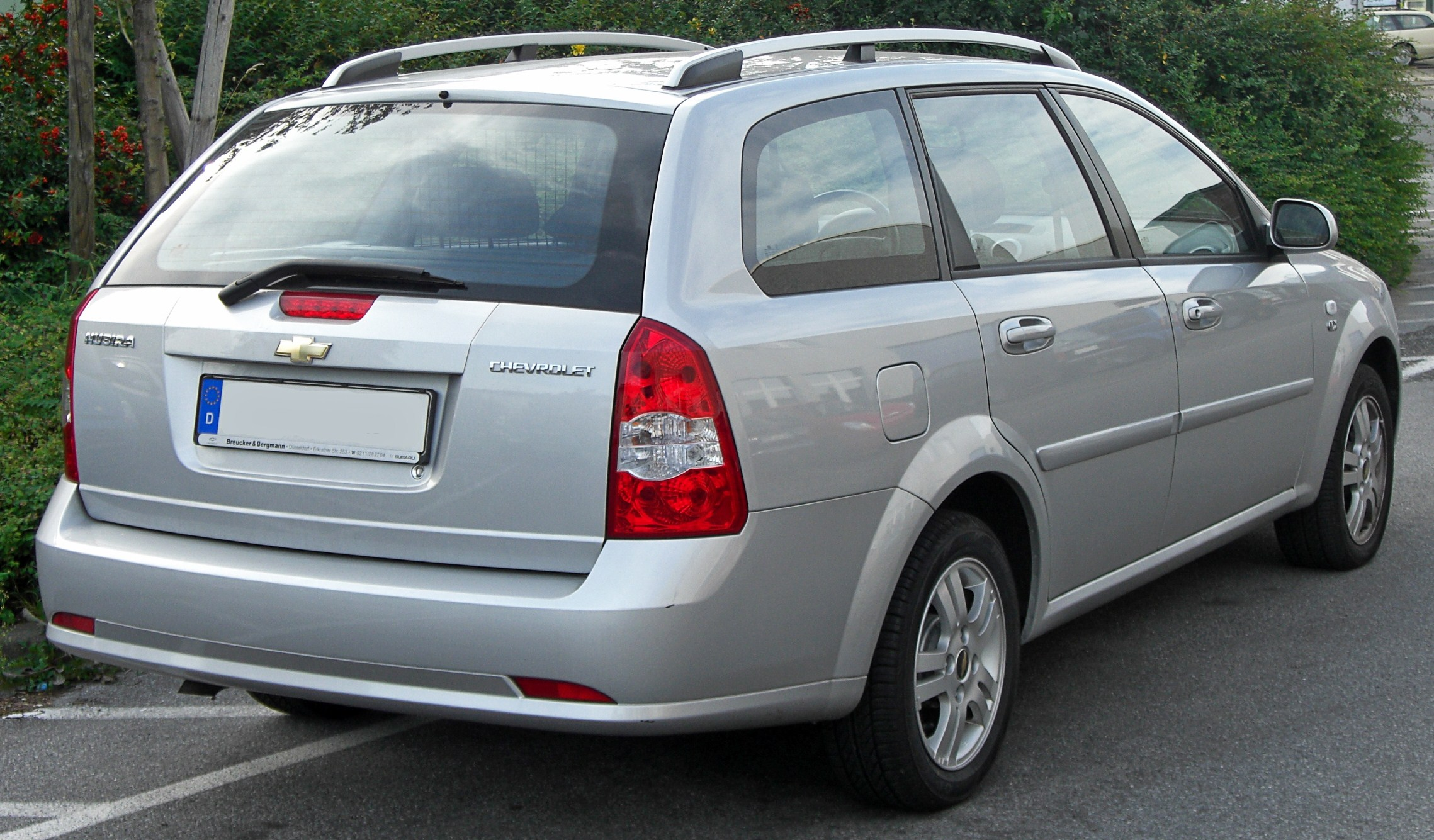 Pictures of chevrolet nubira station wagon 2006 #4
