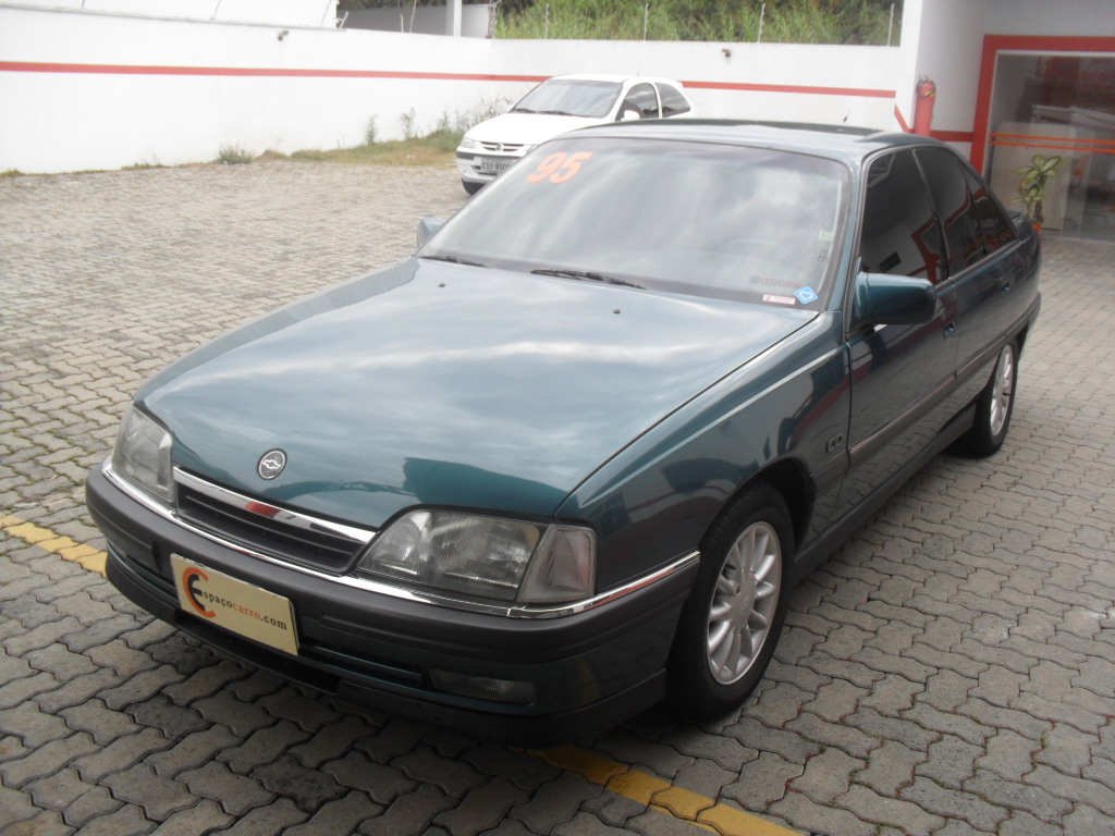 Pictures of chevrolet omega 1992