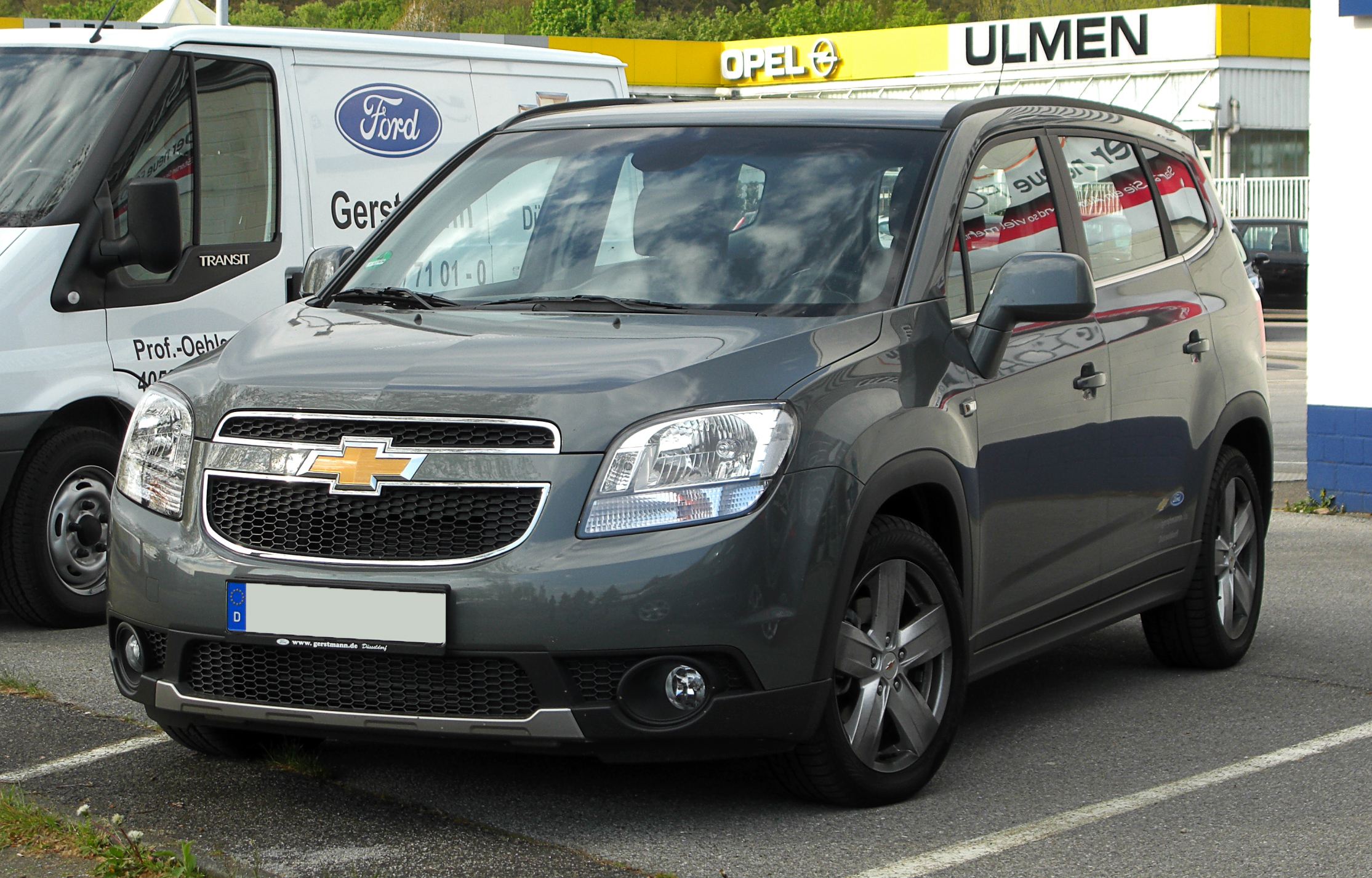 Pictures of chevrolet orlando #8