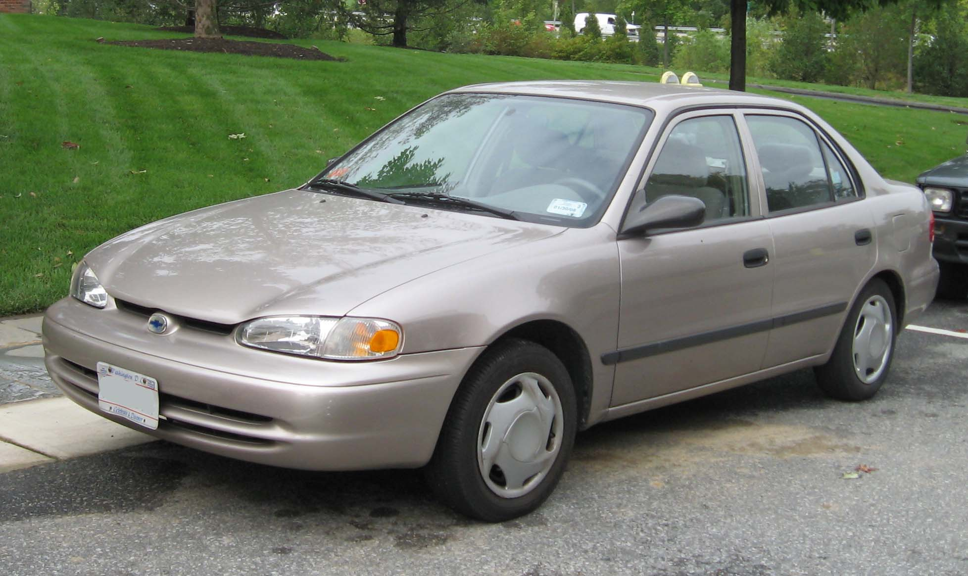 Pictures of chevrolet prizm
