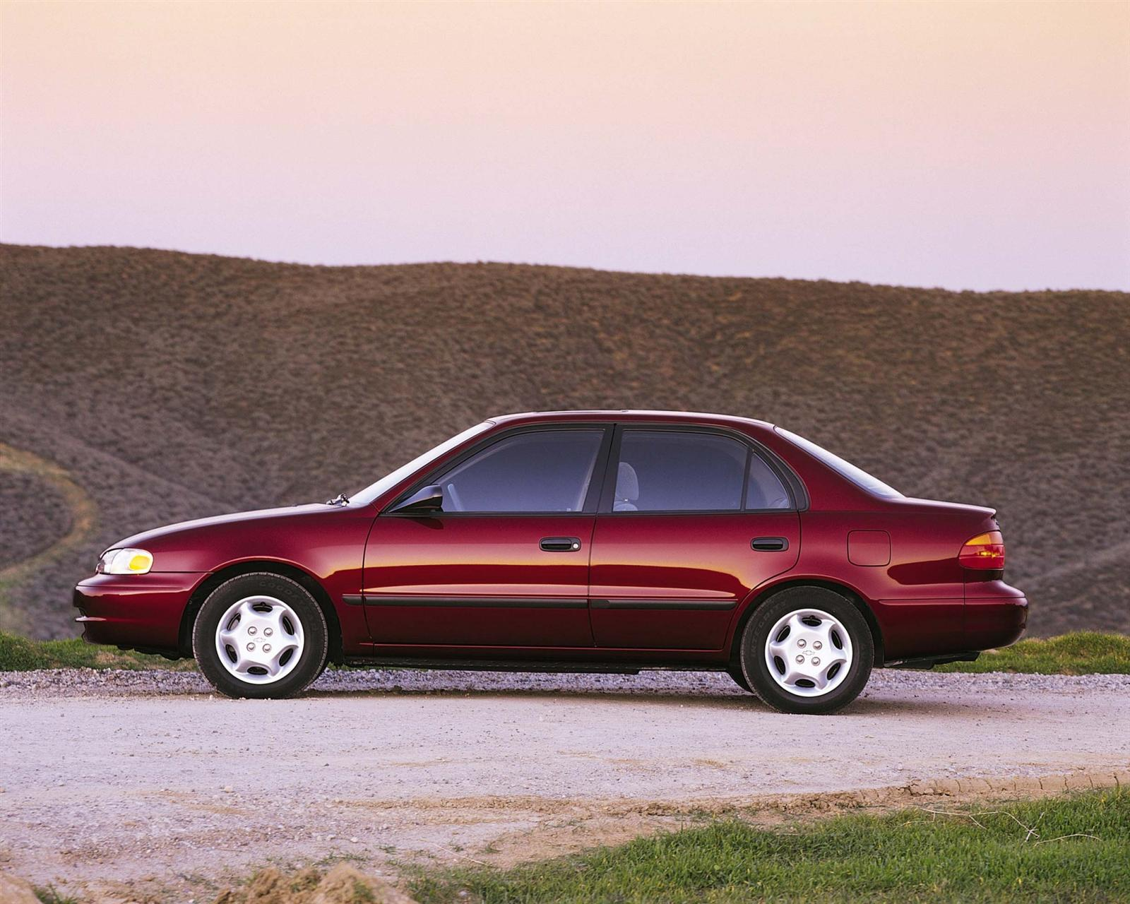Pictures of chevrolet prizm #9