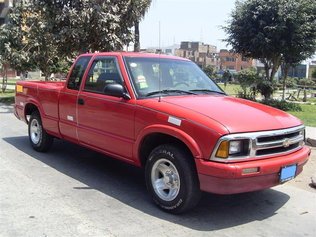 1995 chevrolet s 10 pickup pictures information and specs auto. Black Bedroom Furniture Sets. Home Design Ideas