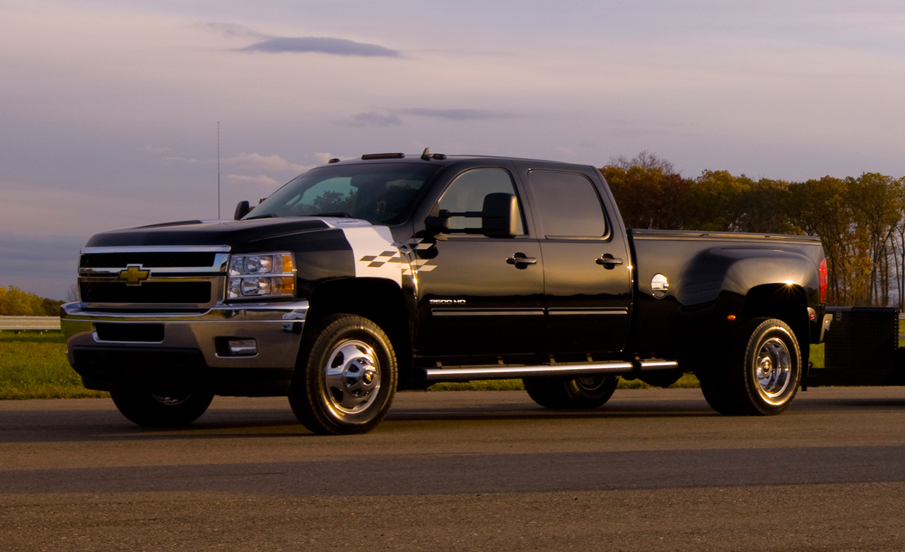 Pictures of chevrolet silverado #4