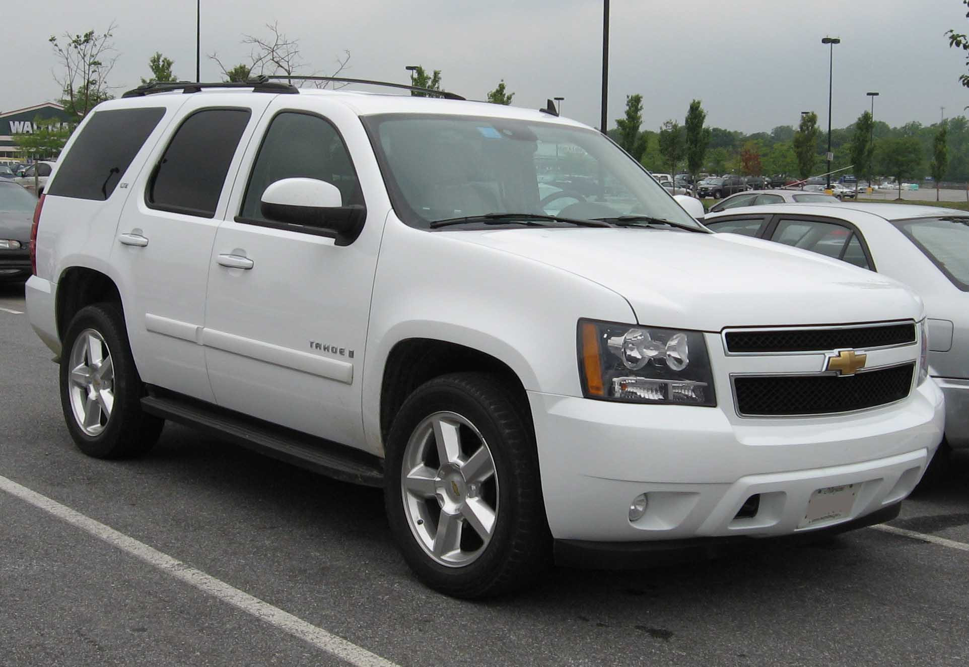 Pictures of chevrolet tahoe #2