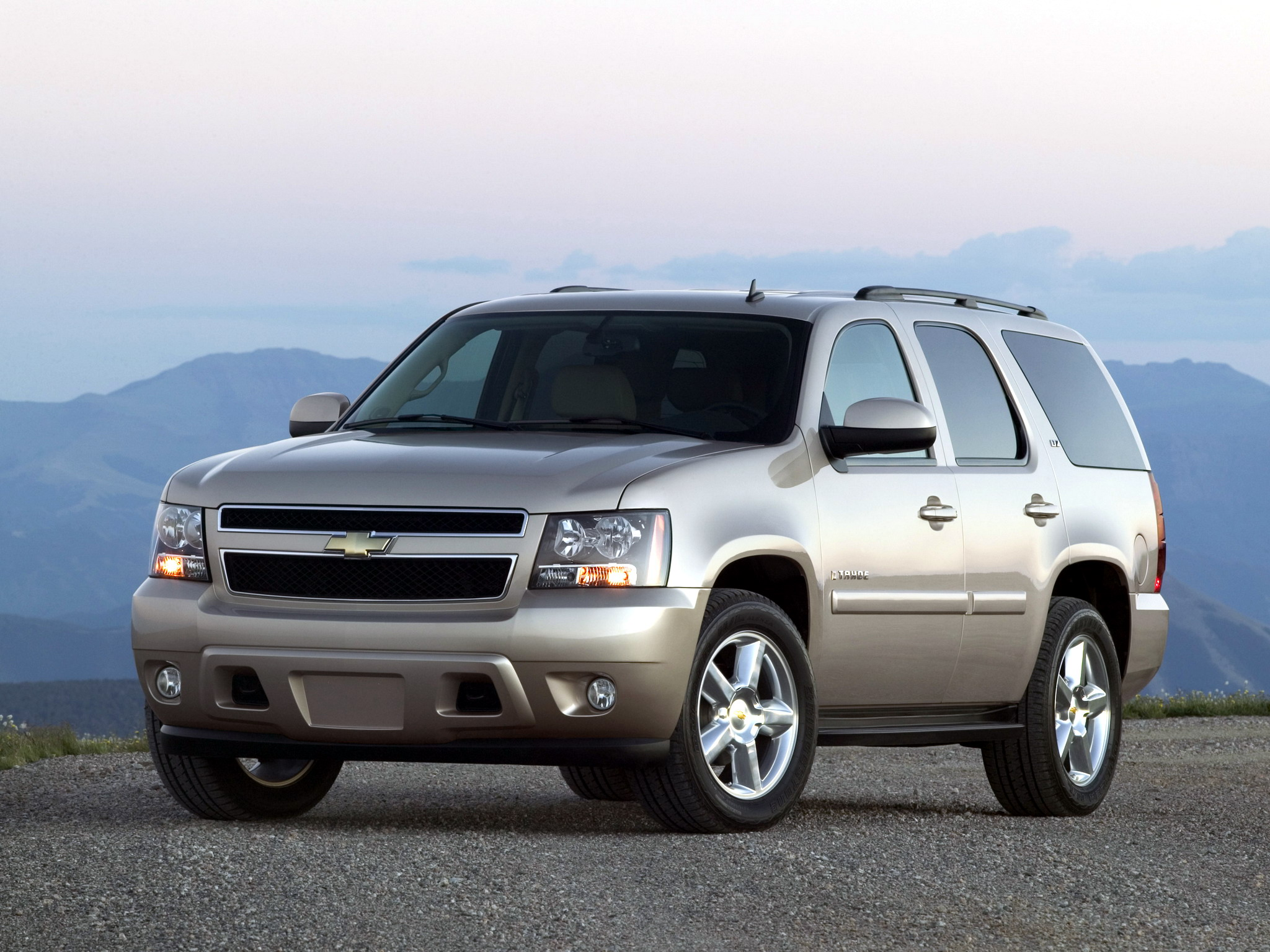 Pictures of chevrolet tahoe