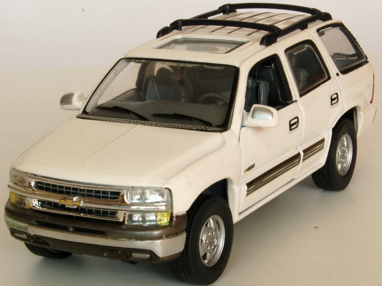 Pictures of chevrolet tahoe (gmt840) 2006 #2