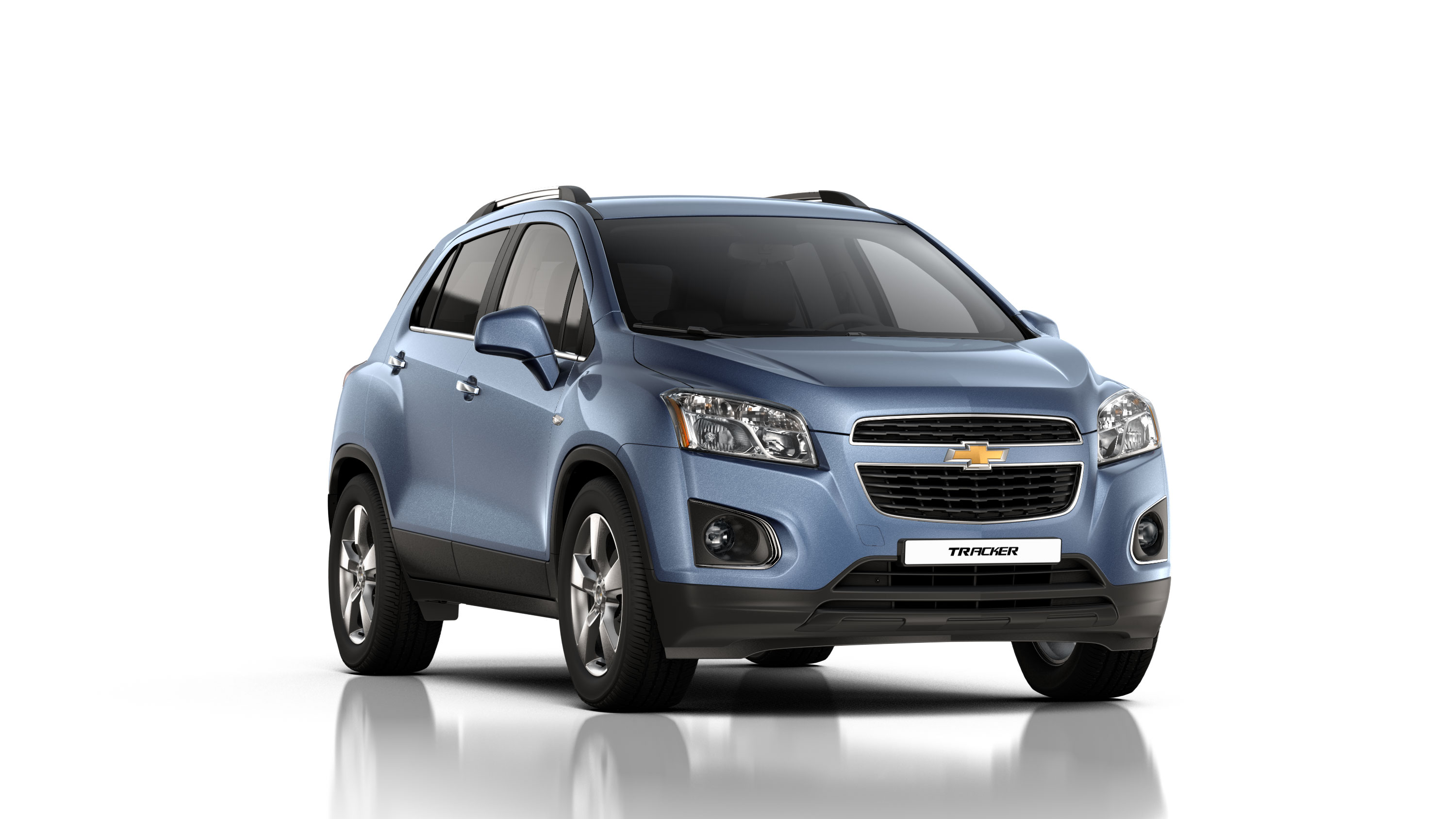 Pictures of chevrolet tracker