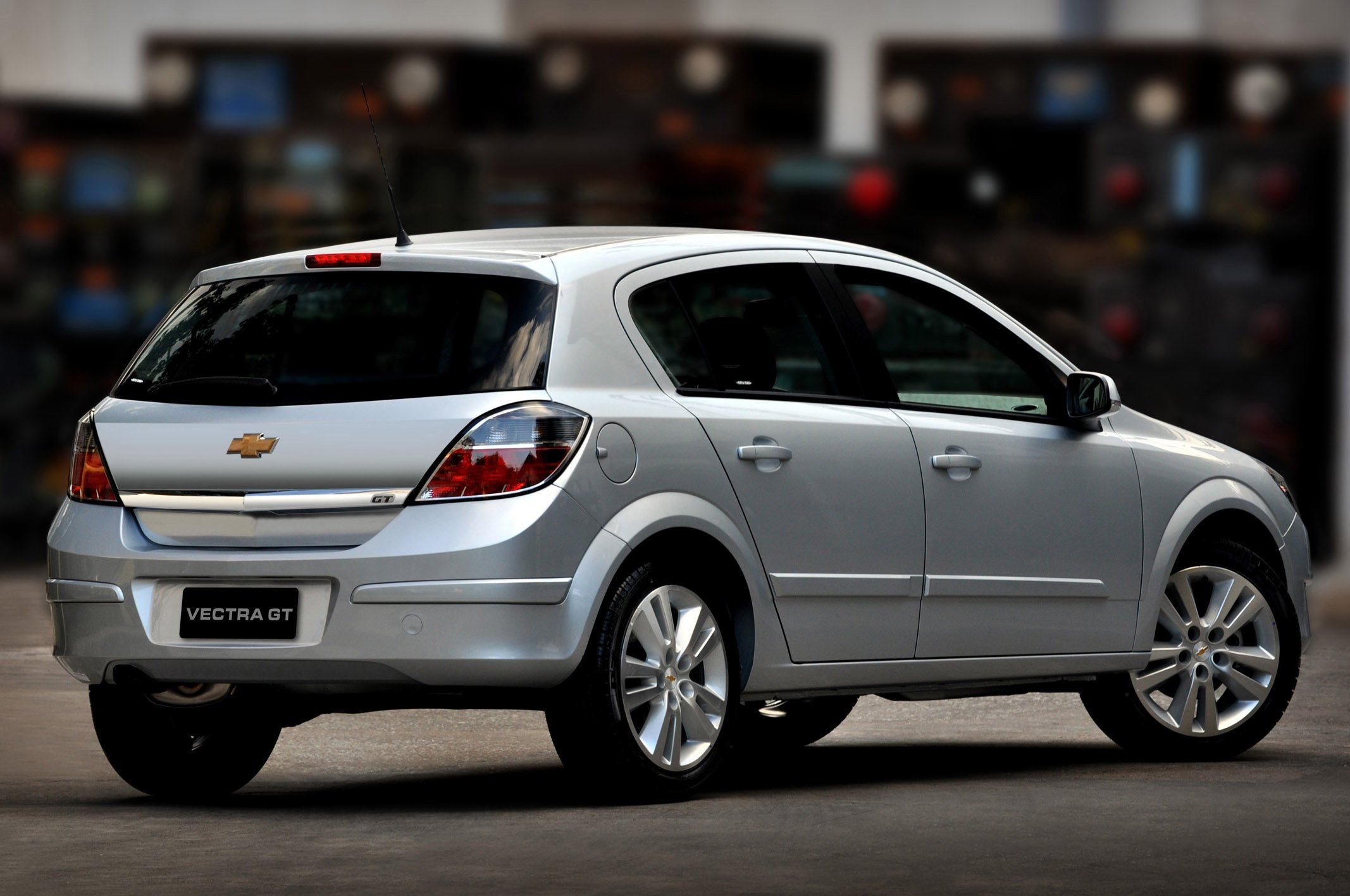 Pictures of chevrolet vectra #7