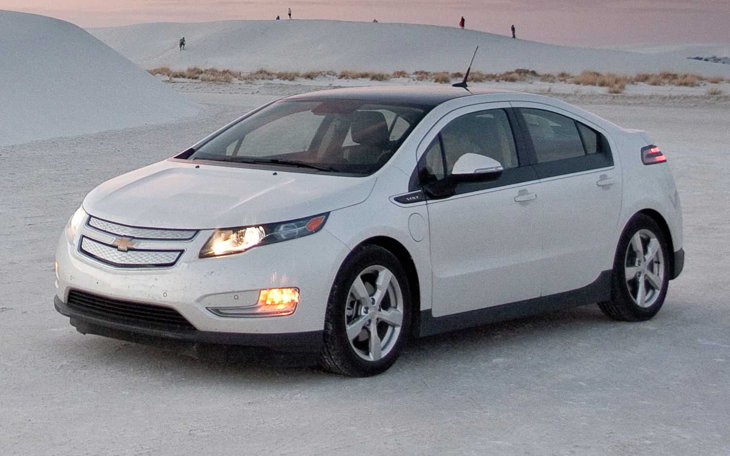 Pictures of chevrolet volt #7