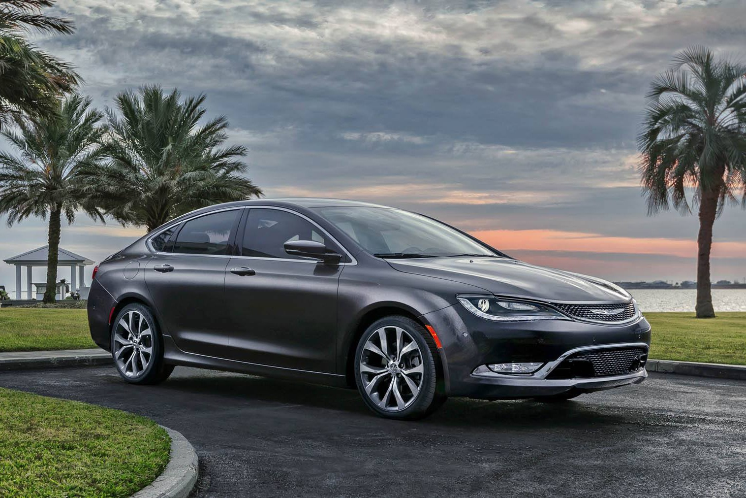 Pictures of chrysler 200 #12