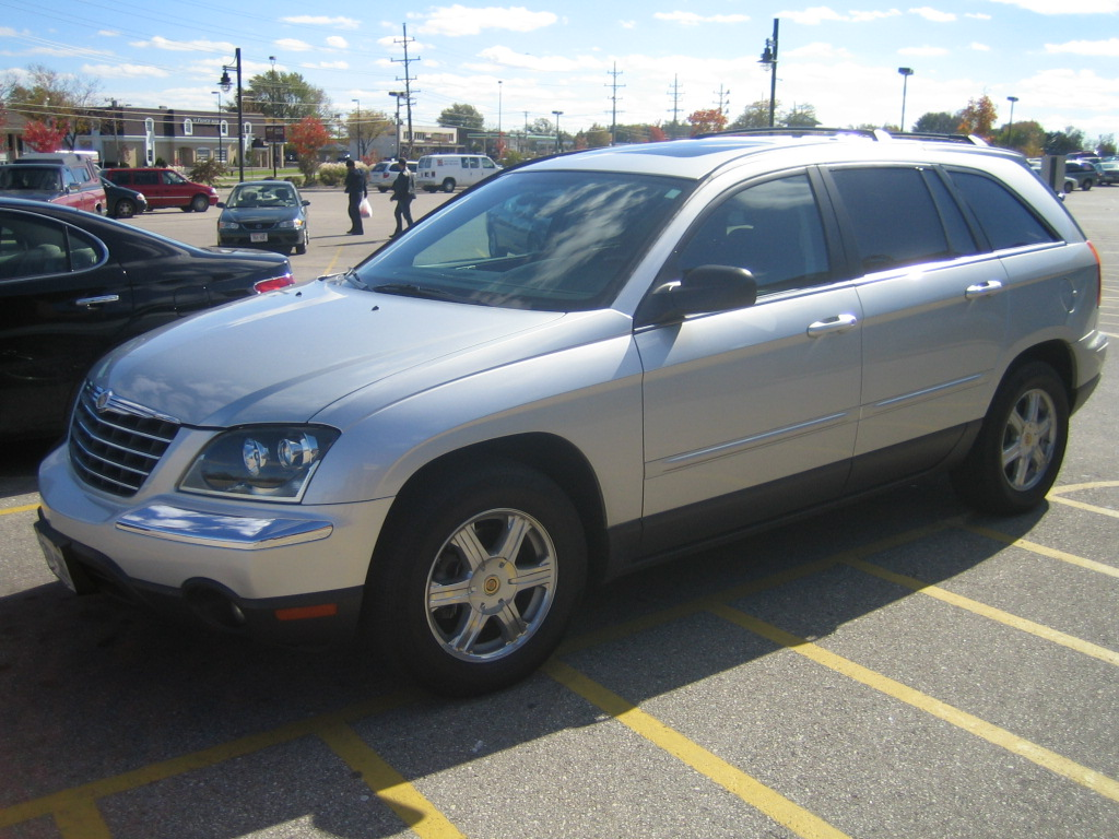 Pictures of chrysler pacifica #9