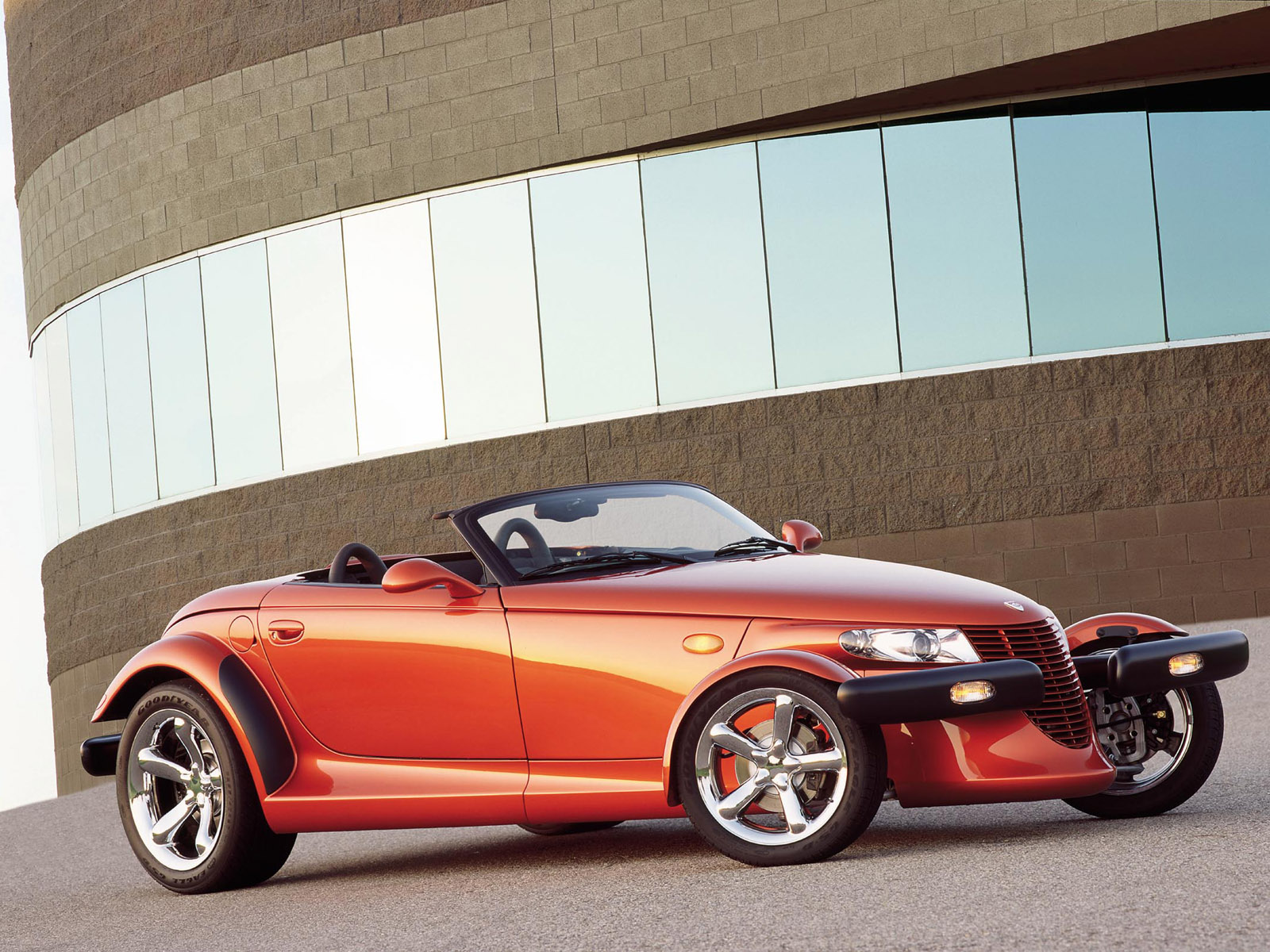 Pictures of chrysler prowler #2