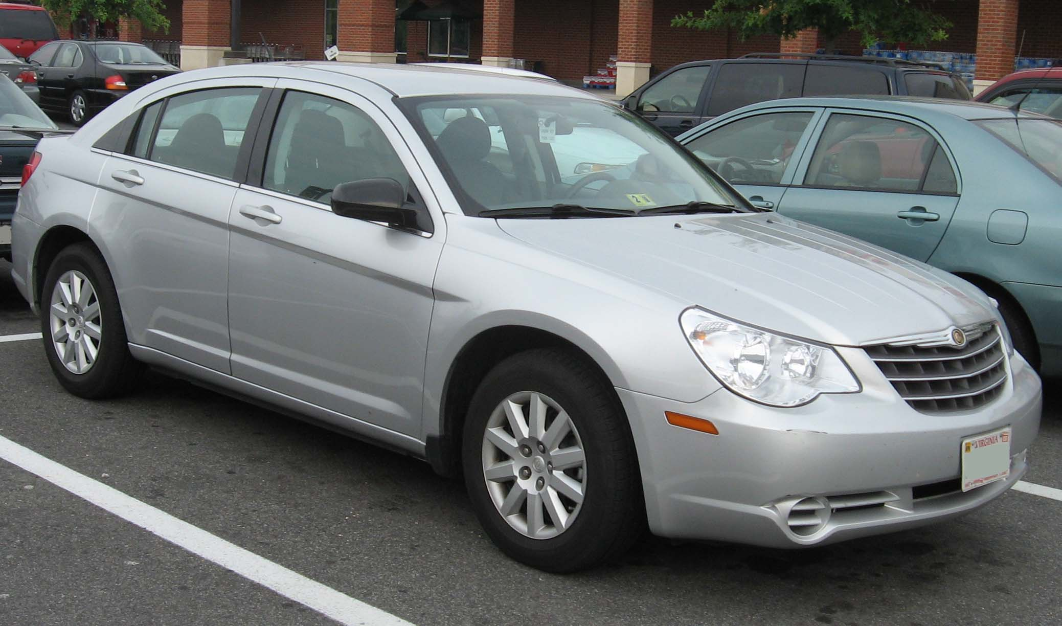 Pictures of chrysler sebring #5