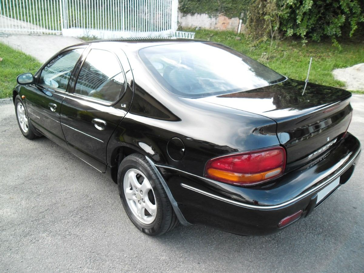 Pictures of chrysler stratus