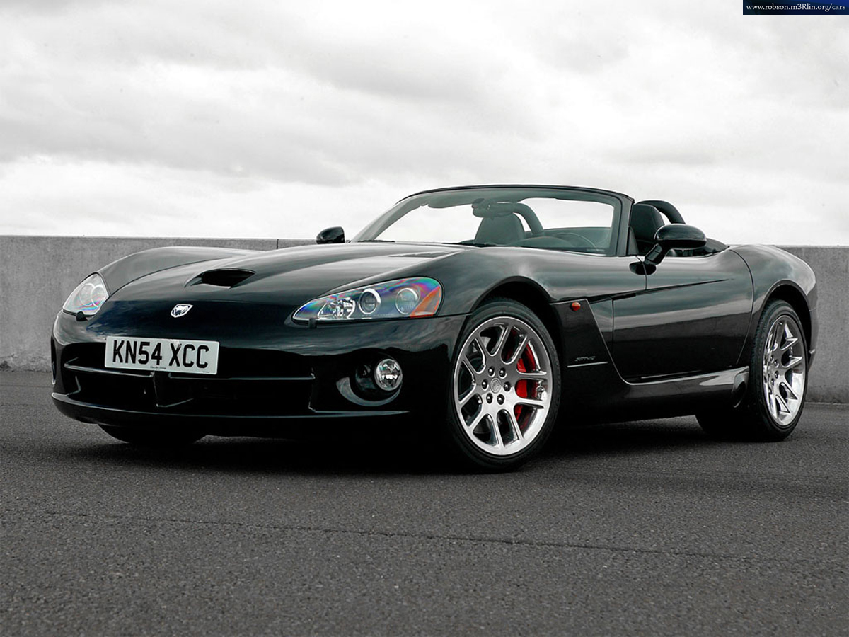 Pictures of chrysler viper