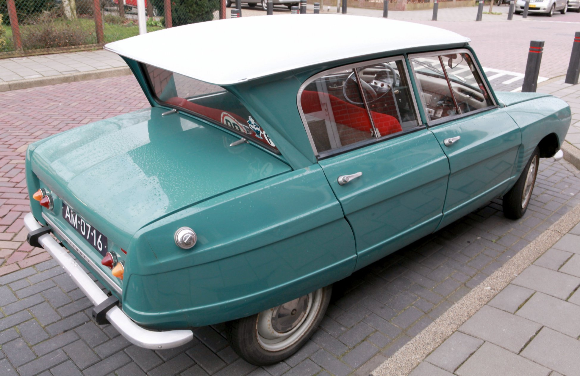 Pictures of citroen ami