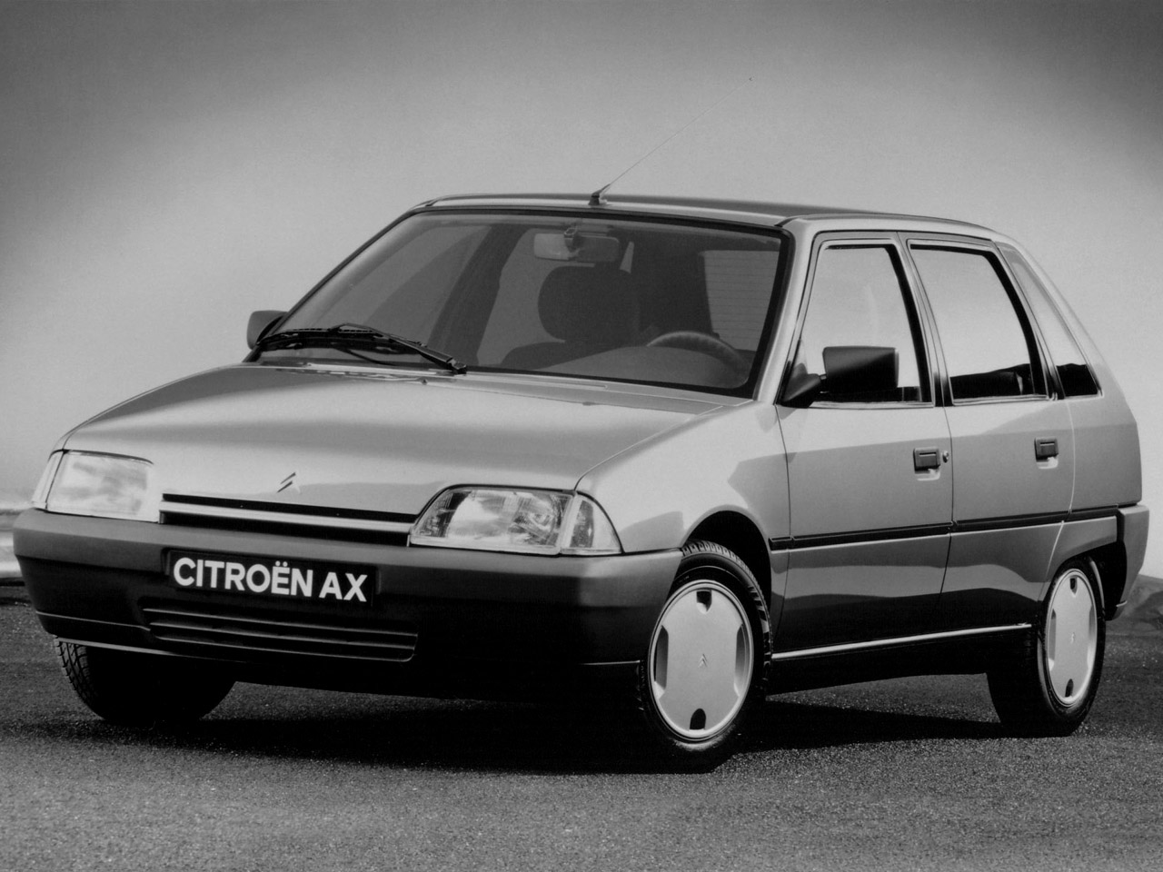 Pictures of citroen ax #7