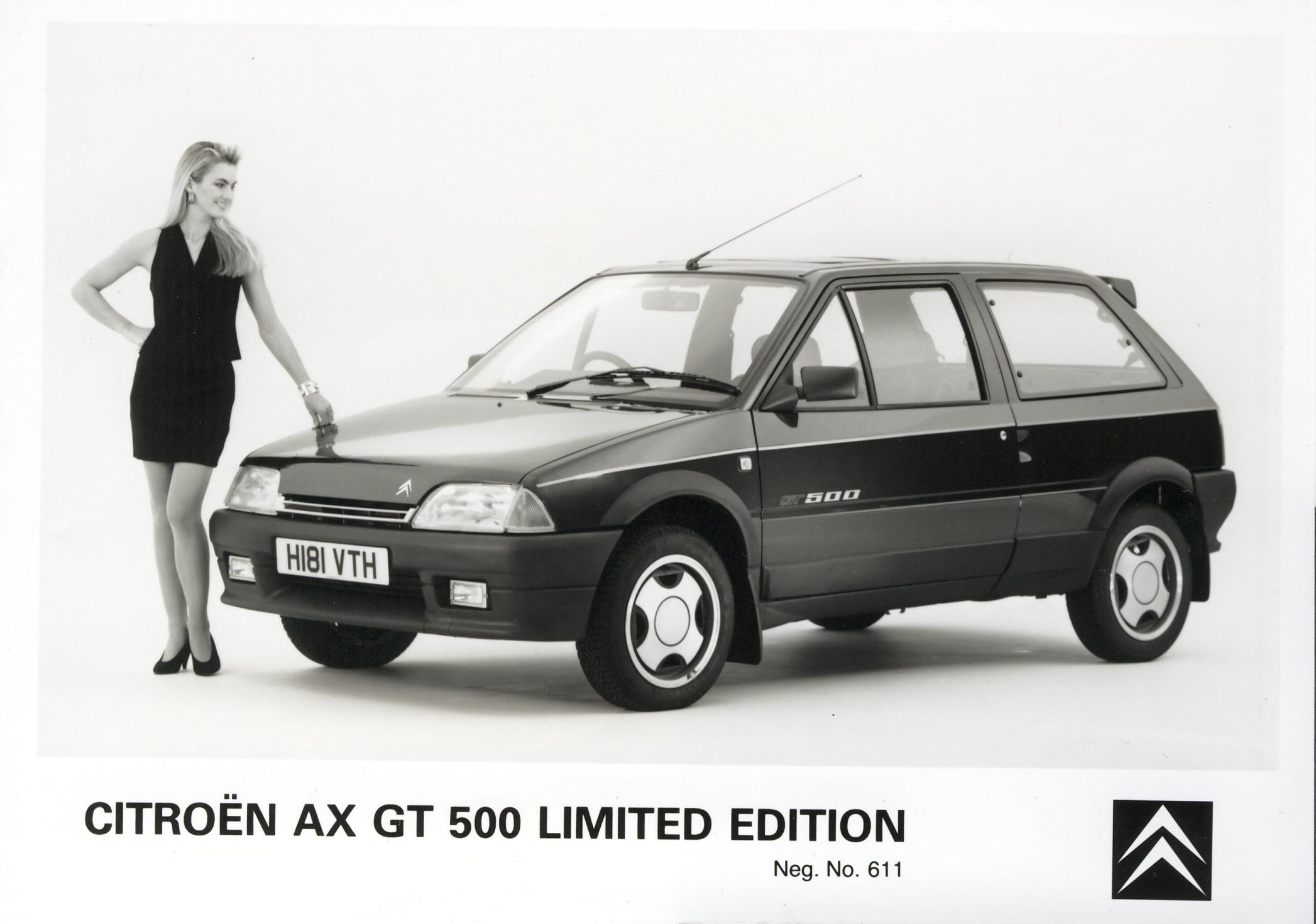 Pictures of citroen ax #15