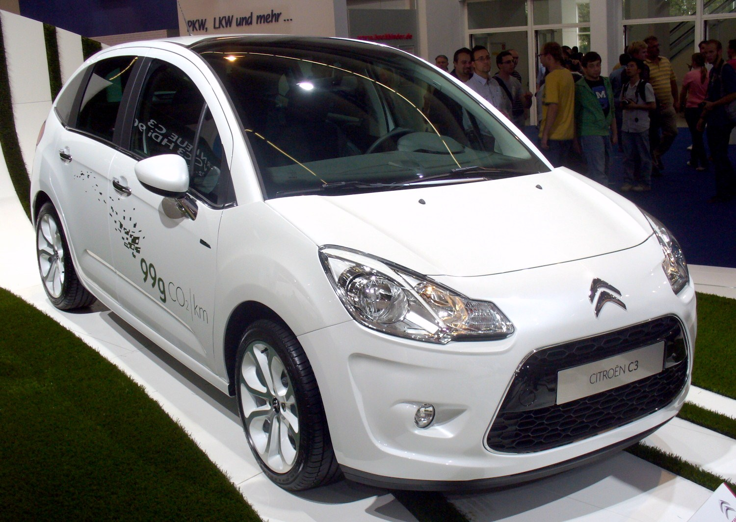 Pictures of citroen c3 #13