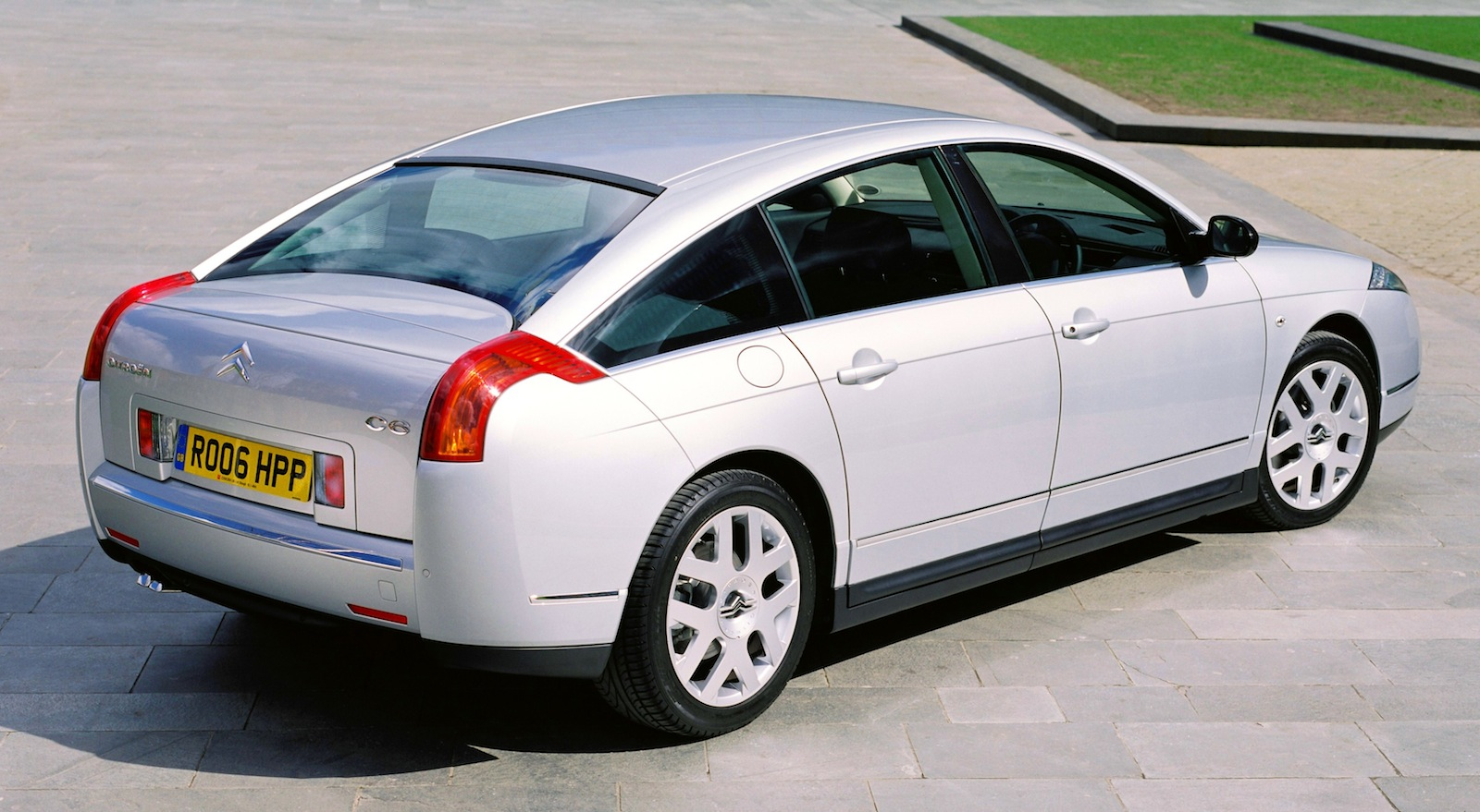 Pictures of citroen c6 #9