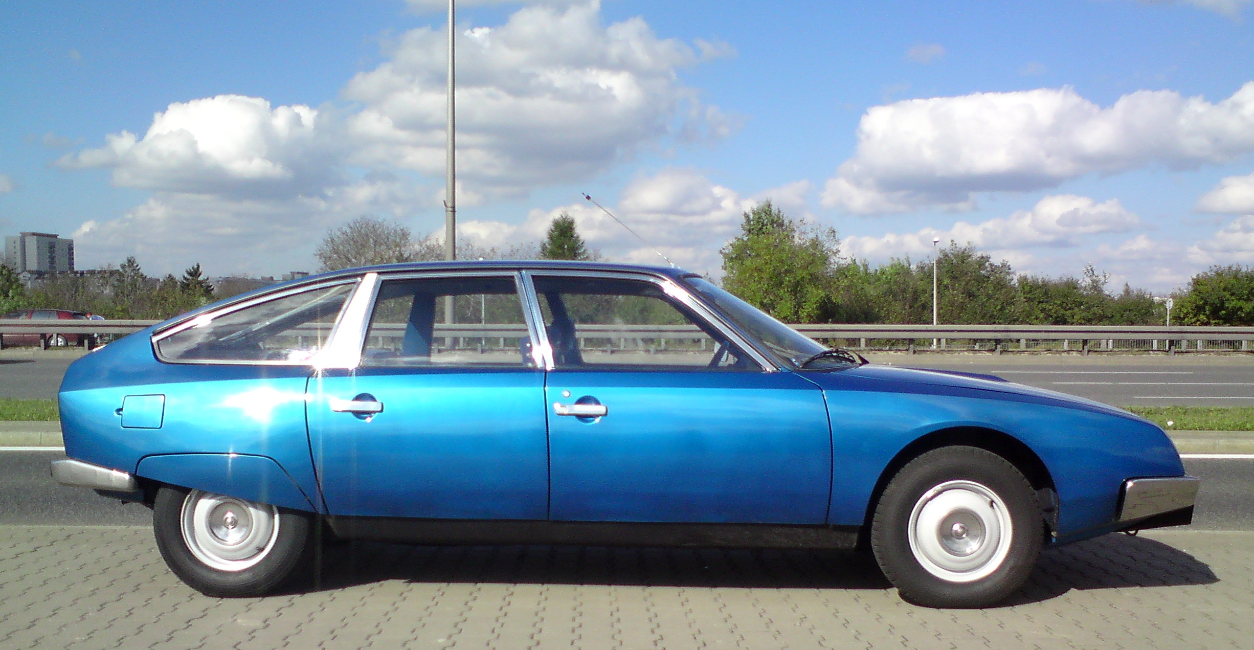 Pictures of citroen cx #14