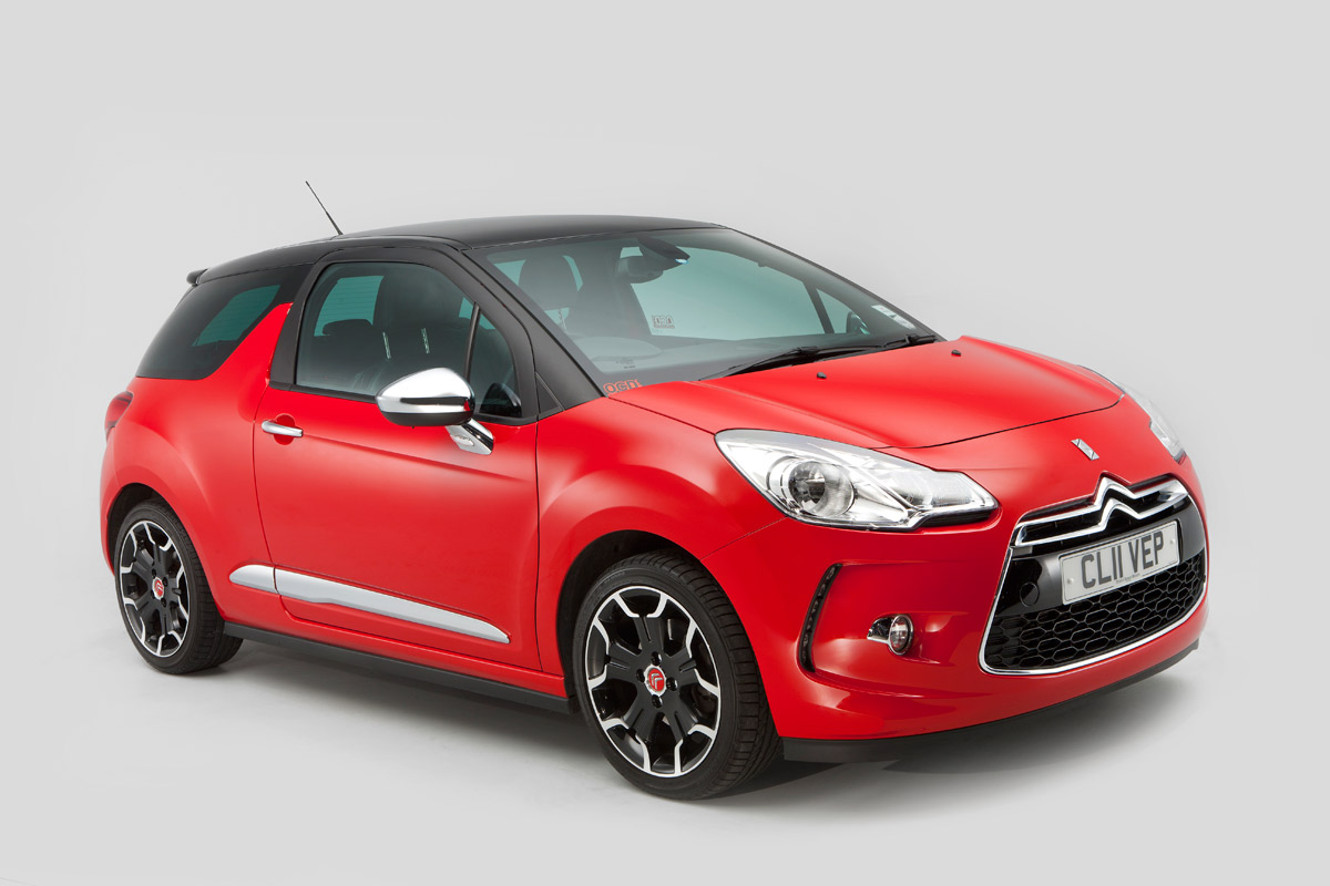 Pictures of citroen ds3 #8