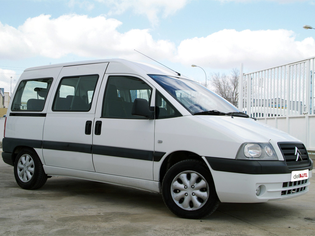 Pictures of citroen jumper 1997