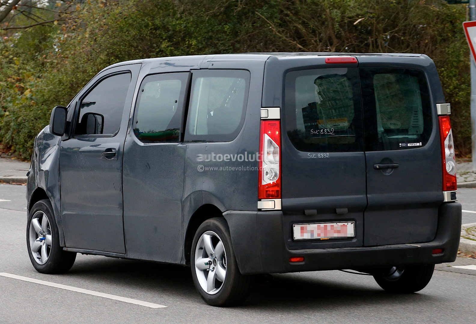 Pictures of citroen jumpy