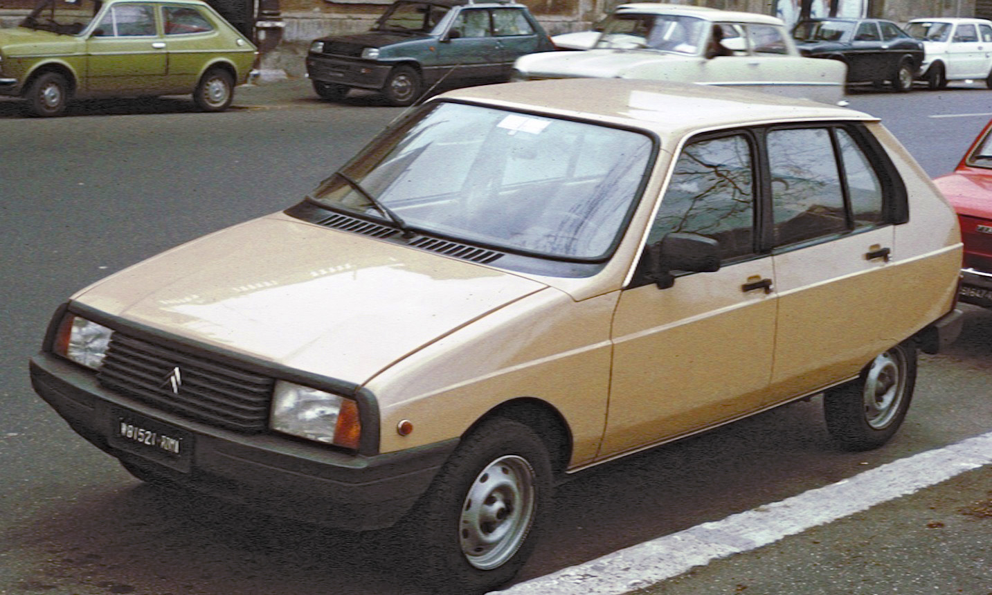 Pictures of citroen visa 1990 #2
